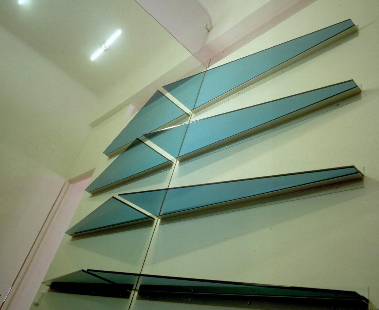 <p>© RUNSER / PRANTL architekten, Bad, 1120 Wien, Österreich, 1992, Wohnung, Bad, Fotograf Margherita Spiluttini</p>